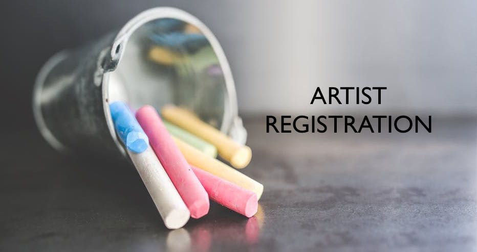 Youth and Adult Artist Registration